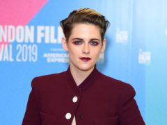 Kristen Stewart at the screening of Seberg as part of the BFI London Film Festival at the BFI Southbank in London (Ian West/PA)