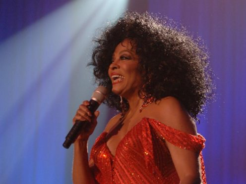 Diana Ross will perform at Glastonbury next year (Ian West/PA)