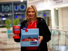 Rachel Riley is among the stars backing the new Poppy Appeal campaign (Royal British Legion/PA)