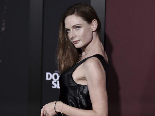 Doctor Sleep star Rebecca Ferguson has revealed she broke down in tears filming a scene (Richard Shotwell/Invision/AP)