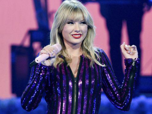 Taylor Swift (Evan Agostini/Invision/AP)