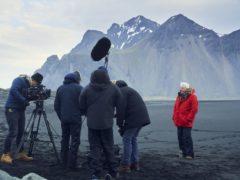 Sir David Attenborough presents Seven Worlds, One Planet (BBC Natural History Unit/Alex Board/PA)