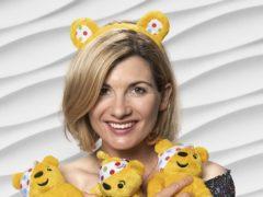Jodie Whittaker joked that she used to stalk Coldplay (BBC/Shutterstock/Ray Burmiston/PA)