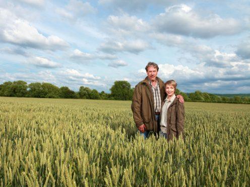 David and Ruth Archer (Gary Moyes/BBC)