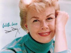 The cover of Doris Day, With Love (Sleepy Night Records/PA)