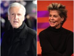 Linda Hamilton ignored ex-husband James Cameron's calls for new Terminator film (PA Wire/PA)