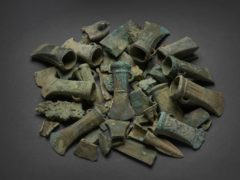 A selection of objects from the Havering Hoard (Museum Of London)