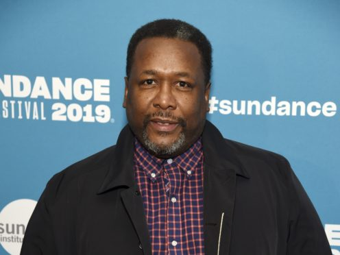 """Wendell Pierce, a cast member in """"Clemency,"""" poses at the premiere of the film during the 2019 Sundance Film Festival, Sunday, Jan. 27, 2019, in Park City, Utah. (Photo by Chris Pizzello/Invision/AP)"""