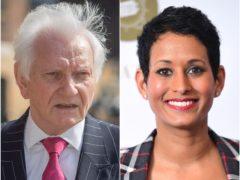 Harvey Proctor spoke to Naga Munchetty on BBC Breakfast (Danny Lawson/Ian West/PA)