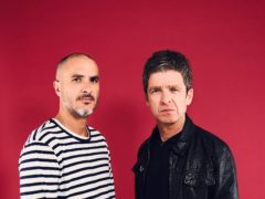 Noel Gallagher and Zane Lowe (Apple Music's Beats 1/PA)