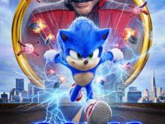 Sonic the Hedgehog poster (Paramount/Sega/PA)