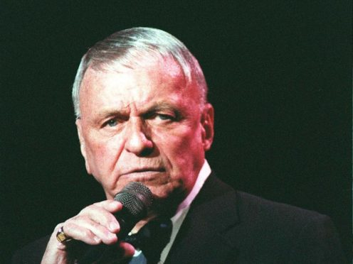 Fans of Frank Sinatra will have the chance to bid for items which once belonged to the late crooner (Adam Butler/PA)