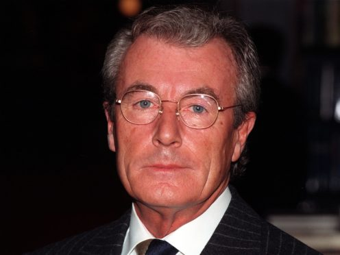 Terry O'Neill has died aged 81 (John Stillwell/PA)