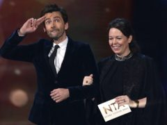 David Tennant and Olivia Colman starred in Broadchurch together (PA)