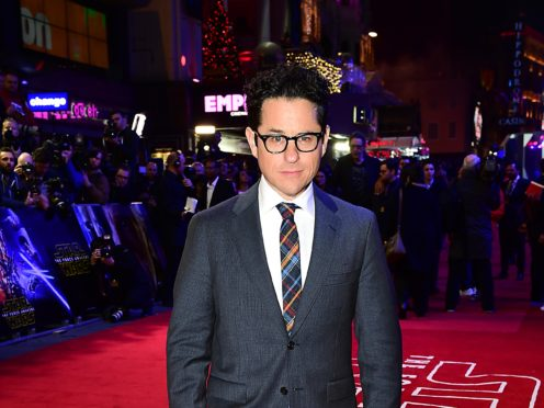 JJ Abrams also directed the first film in the current trilogy (Ian West/PA)
