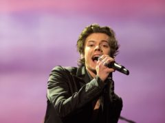 Harry Styles has reflected on his time in One Direction and said he avoided experimenting with drugs for fear of risking the band's success (Isabel Infantes/PA)