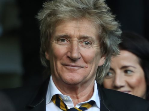 Sir Rod Stewart will perform at the event (Andrew Milligan/PA)
