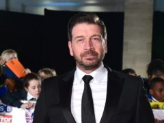 Nick Knowles explains why he does not cry on screen in DIY SOS (Ian West/PA)