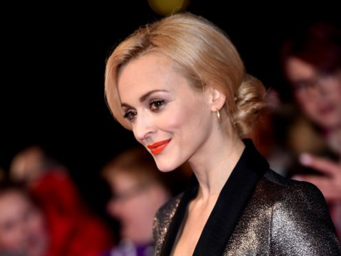Fearne Cotton said it was a 'relief' to finally open up about her eating disorder (Matt Crossick/PA)