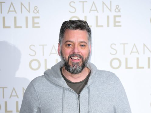 Iain Lee was an I'm A Celebrity… campmate in 2017 (PA)