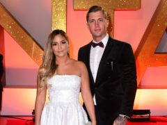 Dan Osborne insists he will not confront Myles Stephenson after flying to Australia to see wife Jacqueline Jossa (Ian West/PA)