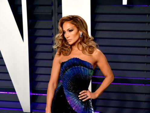 Jennifer Lopez makes revelation about pole dancing scene in Hustlers (Ian West/PA)