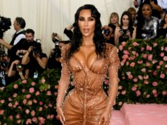 Kim Kardashian West has revealed she was reduced to tears after her outfit for the 2013 Met Gala was mocked online (Jennifer Graylock/PA)