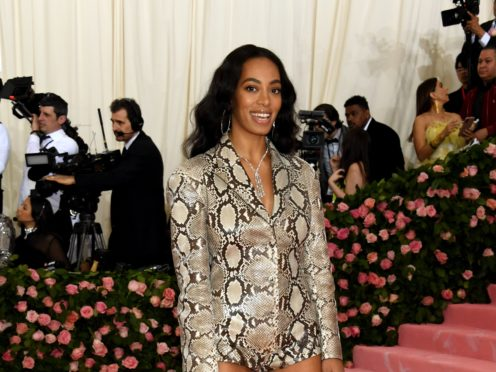 Singer Solange Knowles has announced she has separated from her husband after five years of marriage (Jennifer Graylock/PA)