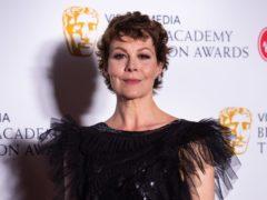 Helen McCrory will star opposite Hugh Laurie in the political thriller (Matt Crossick/PA)
