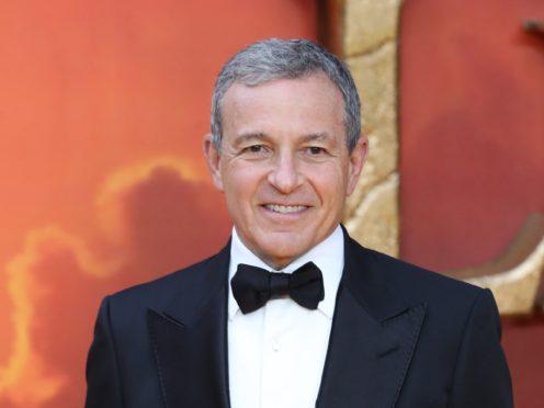 Disney CEO Robert Iger (Jonathan Brady/PA)