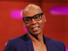 RuPaul opened up about his well-known diva look (Isabel Infantes/PA)