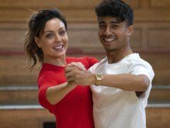 Strictly's Amy Dowden reveals Karim Zeroual wedding news (Victoria Jones/PA)