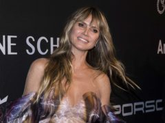 Heidi Klum has teased her bizarre Halloween costume ahead of her annual star-studded party (Charles Sykes/Invision/AP)