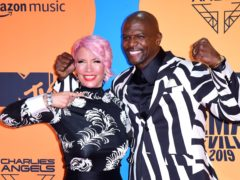 Rebecca King-Crews and Terry Crews attending the MTV Europe Music Awards 2019, held at the FIBES Conference & Exhibition Centre of Seville, Spain (Ian West/PA)
