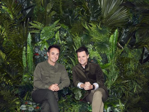 Ant McPartlin and Declan Donnelly are back in the jungle. (ITV/PA)