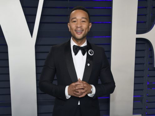 US singer John Legend has been named the 'sexiest man alive' by People magazine (Evan Agostini/Invision/AP, File)