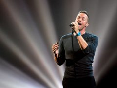 Chris Martin reveals how he will 'probably' vote at the General Election (Dominic Lipinski/PA)