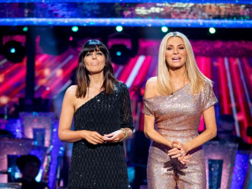 Another celebrity has left Strictly Come Dancing (Guy Levy/BBC)