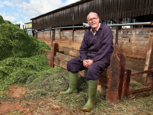 Colin Skipp in The Archers (BBC)