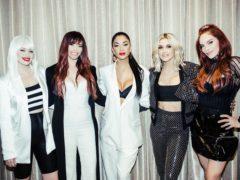 The Pussycat Dolls (Live Nation/PA)