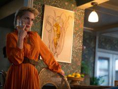 Sex Education stars Gillian Anderson as sex therapist mum Jean (Netflix)