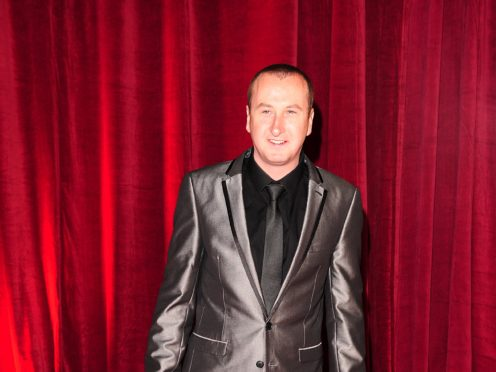 Andy Whyment (Ian West/PA)