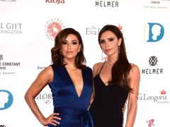 Eva Longoria and Victoria Beckham have been friends for years (Ian West/PA)