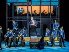 The cast of Everybody's Talking About Jamie (Johan Persson/PA)