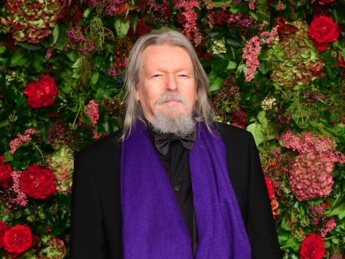 Christopher Hampton, the writer behind the film Dangerous Liaisons, has crafted a vast and varied body of work across a five-decade career (Ian West/PA)