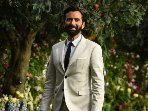 David Tennant produces and stars in upcoming series Deadwater Fell (Kirsty O'Connor/PA)