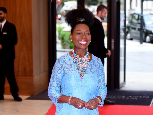 Baroness Floella Benjamin attending The Women of The Year Lunch (PA)