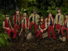 The stars of I'm A Celebrity… Get Me Out Of Here! (ITV)