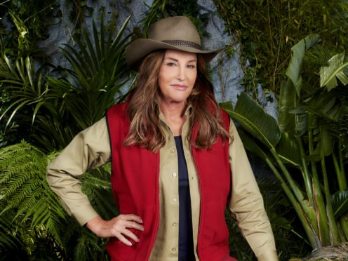 Caitlyn Jenner on I'm A Celebrity … Get Me Out Of Here! (ITV/PA)