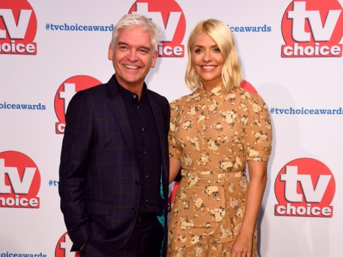 Phillip Schofield and Holly Willoughby (Matt Crossick/PA)